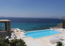 best villas luxury living luxury hotels and villas mykonos