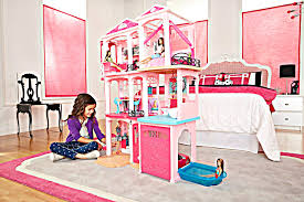 mattel barbie dream house 2015 doll play furniture set 3 story