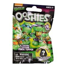 blind bags toys ooshies mutant turtles series 1 blind bag radar