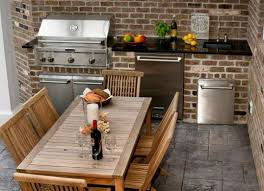 Outdoor Kitchens Ideas Innovative Ideas Small Outdoor Kitchens Ravishing Small Outdoor