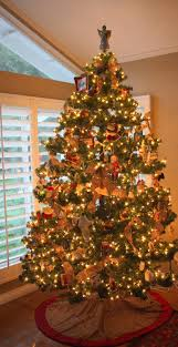 top christmas trees christmas lights decoration