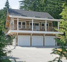 vancouver modular garage apartment garage beach style with corbel