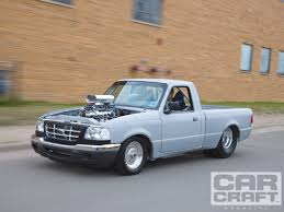 Pickuptrucks Com 1973 To 1998 1998 Ford Ranger Supercharged Windsor Powered Pro Street Pickup