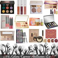 Halloween Makeup Contest by 2016 Halloween Makeup Contest Glam Express