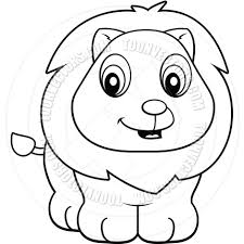 printable 24 baby lion coloring pages 7571 baby lion coloring