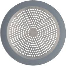 Basement Drain Cover Replacement by Peerless Metal Shower Strainer With Rubber Gasket Walmart Com