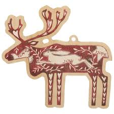 Reindeer Decoration Dobbies Christmas Collection Reindeer Decoration Dobbies Garden
