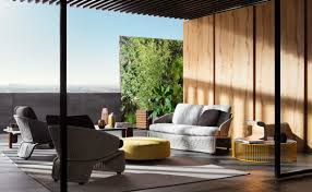 Minotti Home Design Products Halley Sofa Outdoor By Minotti Stylepark