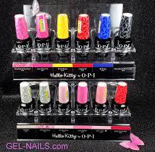 opi hello kitty nail polish collection gel nails
