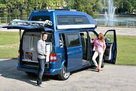 Conversion Van With Bathroom Westfalia Camper Vans The Legendary Camper Van Conversions