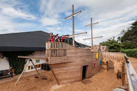 pirate ship playground clonakilty hennessey timber group