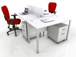 Modern White Reception Desk Furniture Office Linea U Shape Countertop Reception Desk High