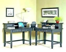long computer desk for two computer home office desk dual computer desk dual office desk 2