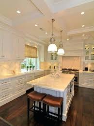 Vaulted Kitchen Ceiling Lighting Lighting For Kitchens Ceilings Kitchen Ceiling Lights And White