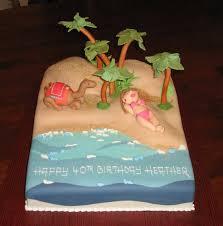 interior design cool beach theme cake decorations decorating