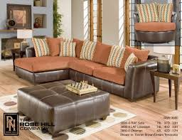 terracotta paint color orange and brown sofa eileen kathryn boyd pink orange mauve cozy