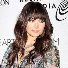 31 best hairstyles with bangs images on pinterest style hair