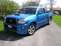 widebody toyota truck xrunner toyota tacoma dumps x runner model truck 1jpg