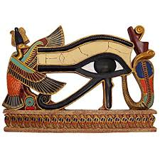 amazon com design toscano eye of horus wall sculpture