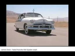 actor james dean u0027s fatal 1955 porsche crash 777 codedout youtube