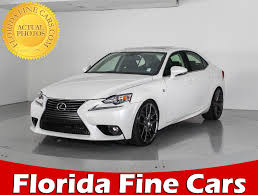 used lexus is 200t sedan for sale in miami hollywood west palm