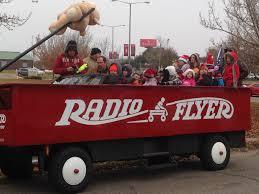 world u0027s largest motorized radio flyer wagon rod bus