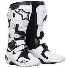 motocross boots alpinestars gear review alpinestars tech 10 dirt action