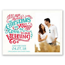 save the date card the card save the date all we want for