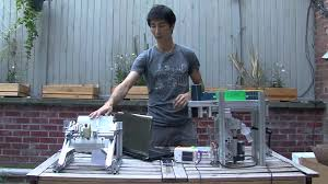 printing solar panels in the backyard youtube