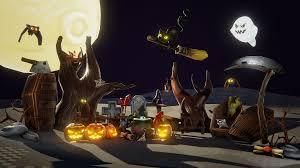 halloween props by brainbox in props ue4 marketplace