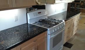light colored concrete countertops simple beige color kitchen concrete countertops built in stoves