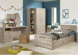 Bed With Stairs And Desk Bedroom Appealing Bedroom Bunk Beds With Stairs And Desk And