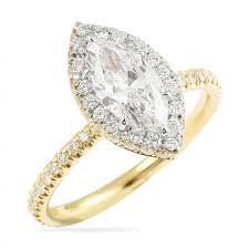 marquise diamond engagement ring lepozzi 1 00 ct marquise diamond engagement ring