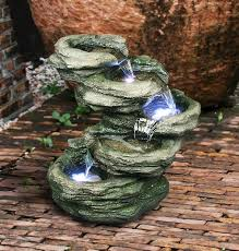 Rock Garden With Water Feature 41 Inspiring Garden Water Features With Images Planted Well