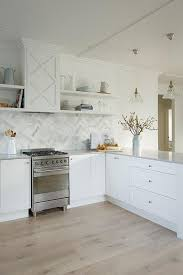 Quartz Countertops With Backsplash - caesarstone clamshell kitchen countertops design ideas