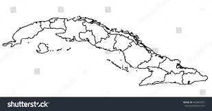 North And South America Map Blank by Northandsouthamerica Map Canada Usa Mexico Guatemala Cuba Cuba