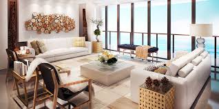 Living Room Miami A Modern Miami Home Contemporary Living Room - Dining room sets miami