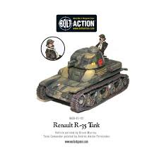 french renault tank bolt action french renault r35 tank box set