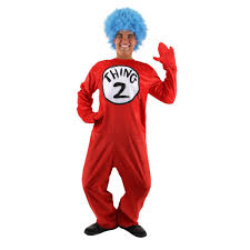 Dr Seuss Characters Halloween Costumes Dr Seuss Cat Hat 1 2 Costume