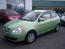 hyundai accent green hyundai accent green buy or sell used and salvaged cars