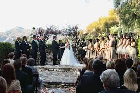 Wedding Venues Los Angeles 15 Stunning Los Angeles Restaurant Wedding Venues