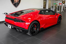 used lamborghini huracan this limited edition vorsteiner lamborghini huracan is up for sale