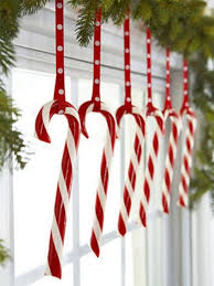 Candy Decorations For Christmas Tree by Top Candy Cane Christmas Decorations Ideas Christmas Celebrations