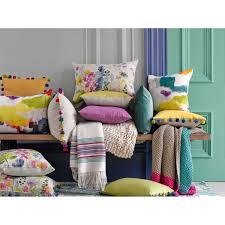 Cushions Velvet Tern Teal Velvet Cushion Designer Cushion Bluebellgray