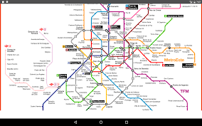 Madrid Metro Map Madrid Subway 2017 Android Apps On Google Play