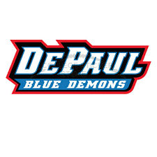 bureau de mons depaul blue demons stickers design ncaa sports iron ons