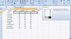ms excel 2007 complete training in urdu part 3 video dailymotion