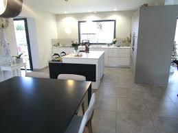 cuisine plan travail bois cuisine grise plan de travail bois cheap cuisine grise plan de