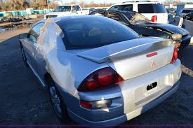 mitsubishi coupe 2000 2000 mitsubishi eclipse gt item i8613 sold city of wich