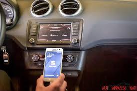sistema seat full link e seat connectapp prova u2013 autoappassionati it